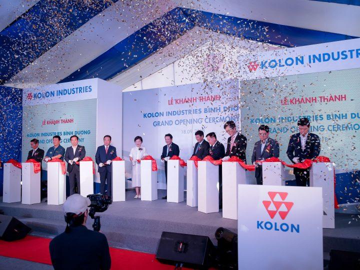 Kolon Industries Binh Duong