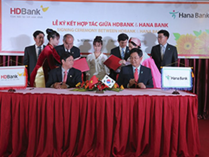 Hana Bank – Opening Ceremony 2013