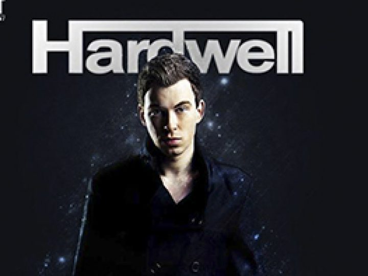 """I AM Hardwell"" World Tour 2014 Viet Nam"